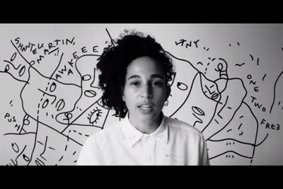 How This Artist Went From Doodling in School to Seeing Her Pieces in M...