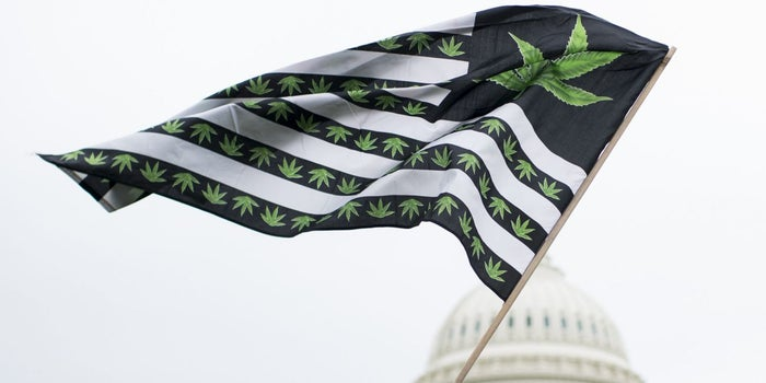 Legal Marijuana Just Can't Catch a Break From Washington