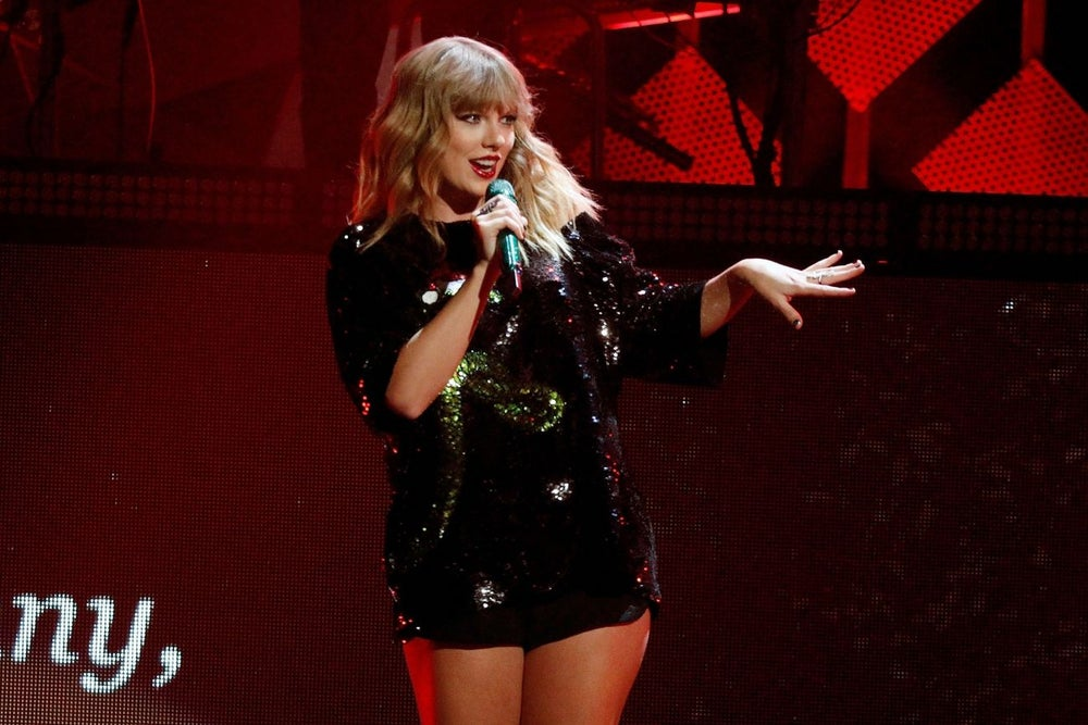 5 Business Lessons From Taylor Swift