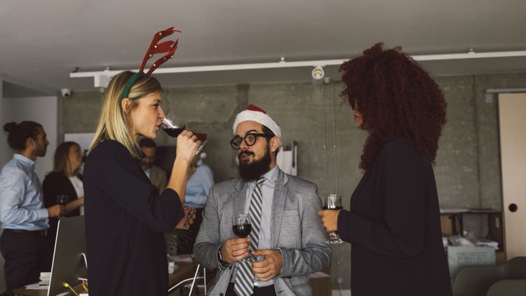 How to Make the Most of This Holiday's Party Season Without Screwing Things up