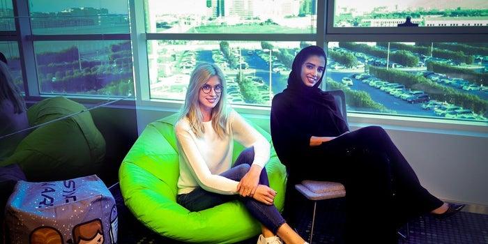 MENA Investors' Forecasts for 2018: twofour54's Asma Al Qaseer and Dana Horska