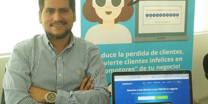 SatisFactor, la startup que te promete nunca perder a tus clientes