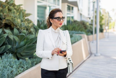 This Blogger Was Late to the Instagram Game. Now, She's the Boss Lady...