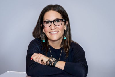 Health and Beauty Mogul Bobbi Brown Shares The Biggest Time Sucker --...