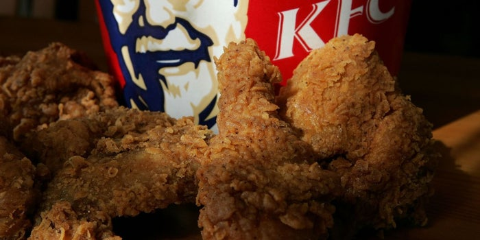 KFC Has Created Less Smelly Fried Chicken Just in Time for the Holidays