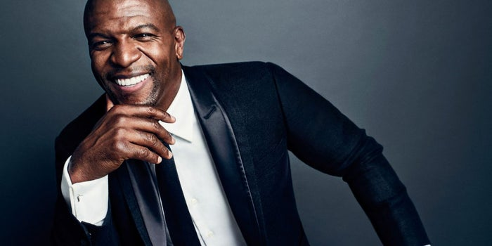 Actor Terry Crews Talks About the Exhilarating Terror of Entrepreneurship
