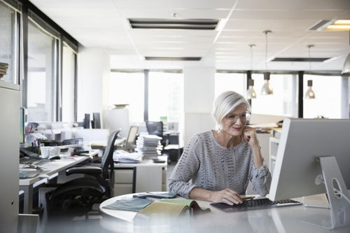 Will You Work When You're Old? A Look at Employment Ages in the U.S. (Infographic)
