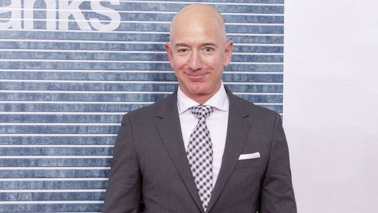Odd and Unusual: Things You Never Knew About Bezos and 4 Other Big Names