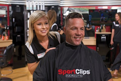 To Compete Against Other Salons, Sports Clips Made It Easier for Franc...