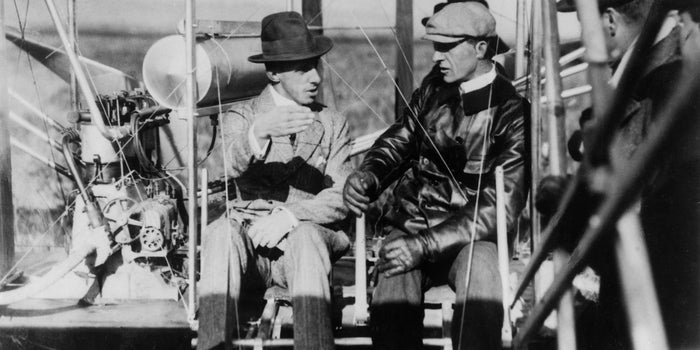 Take a Lesson From the Wright Brothers When Faced With Bad News in Business