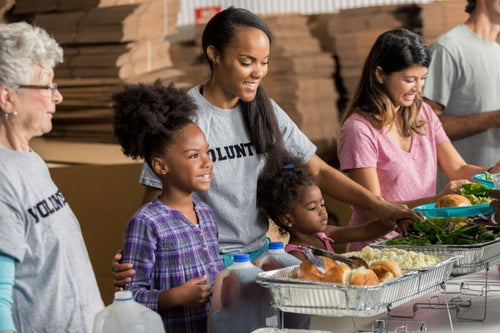 Corporate Charity Is What Inspires Greater Employee Engagement