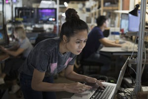 Getting to The Root of the Tech Industry's Gender Gap