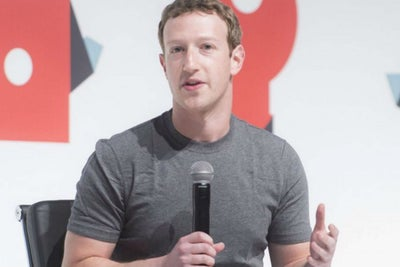 Mark Zuckerberg Doesn't Seem Very Sorry or Very Forgiven
