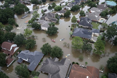 Natural Disasters Set a Record $135 Billion in Claims in 2017