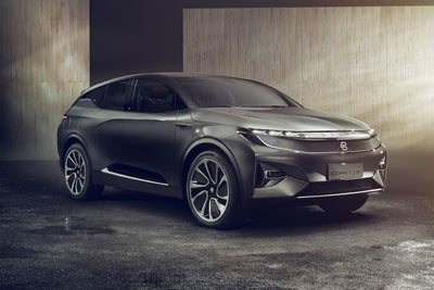 Byton's CEO Shares Why His Company's 'Intuitive' Electric SUV Is the F...