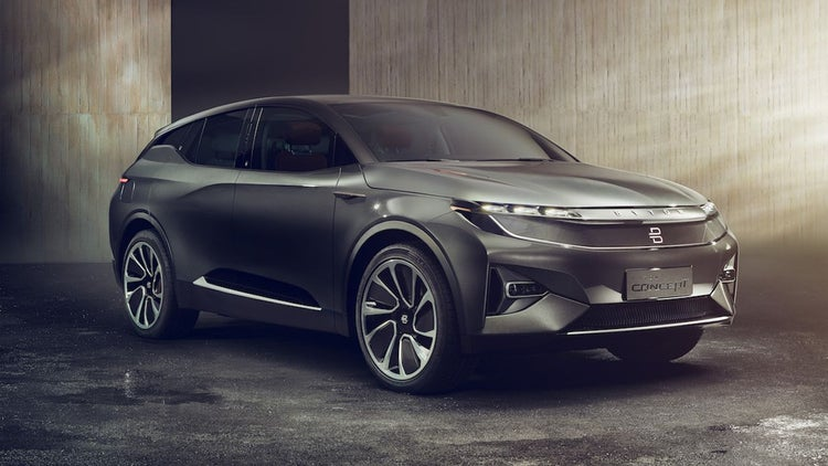 Byton's CEO Shares Why His Company's 'Intuitive' Electric SUV Is the Future of Mobility