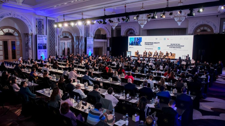 11 Factors That Highlight The Maturing Of The MENA Entrepreneurial Ecosystem