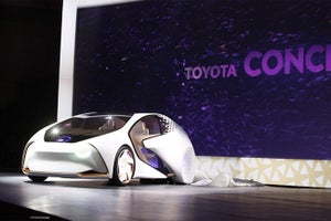 Why CES Is Now the Greatest Car Tech Show on Earth