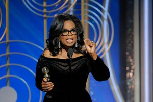 3 Key Lessons for Entrepreneurs From Oprah Winfrey's Golden Globes Speech