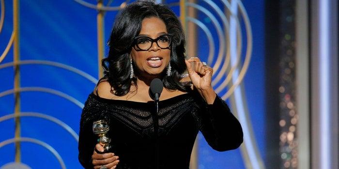 3 Key Lessons for Entrepreneurs From Oprah Winfrey's Golden Globes Speech