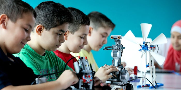 UAE's Fun Robotics Wants To Help Build The Region's Next Generation Innovators