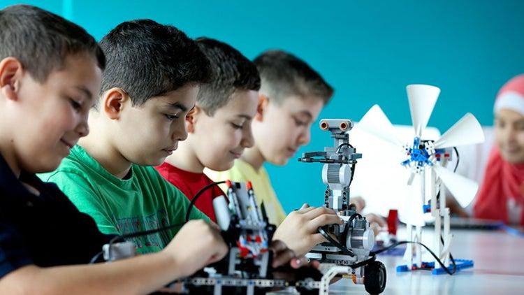 UAE's Fun Robotics Wants To Help Build The Region's Next Generation Innovators