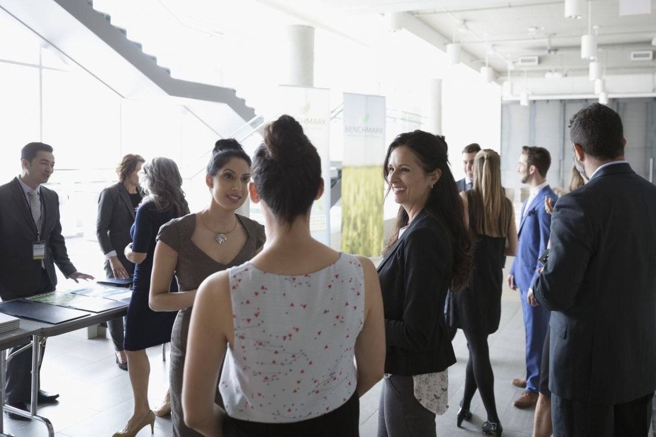 5 Reasons Networking Is a Salesperson's Most Powerful Tool