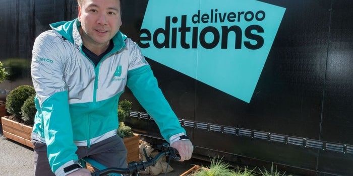 Focused On Impact: Deliveroo Co-Founder And CEO Will Shu