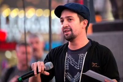 12 Inspiring Tweets From 'Hamilton' Creator Lin-Manuel Miranda