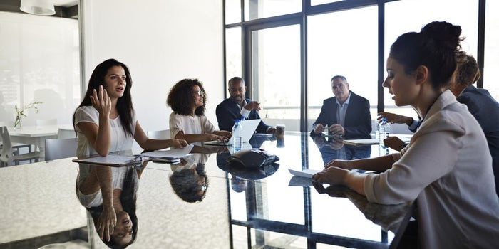 How We Increased Gender Diversity In Our Boardroom