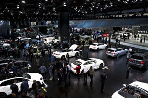 These Tech Startups Are Stealing the Spotlight at the 2018 Detroit Auto Show