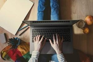Do More In Less Time: LG Gram Laptops