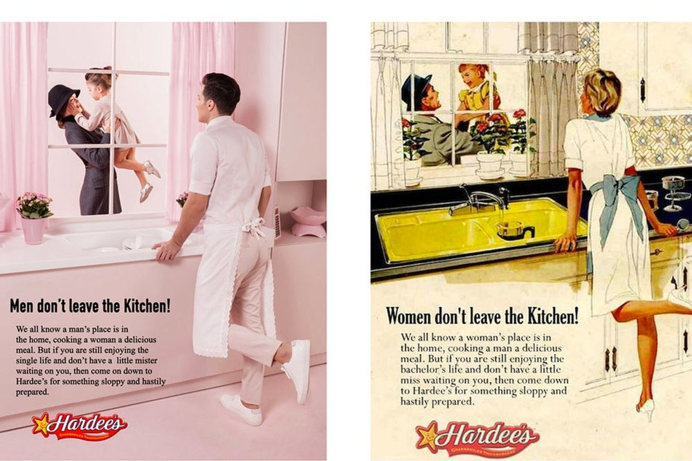 This Amazing Project Roasts Crazy Sexist Vintage Ads