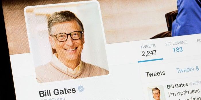 10 predicciones de Bill Gates que ya se hicieron realidad