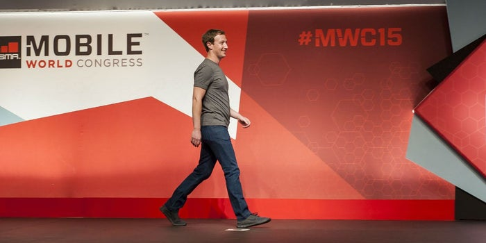 La contratación de Facebook que hace muy feliz a Mark Zuckerberg