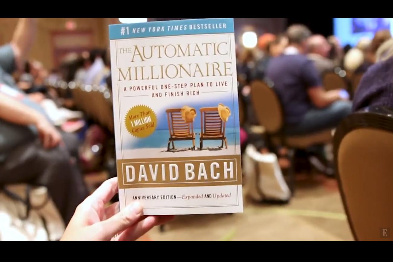david bach automatic millionaire pdf