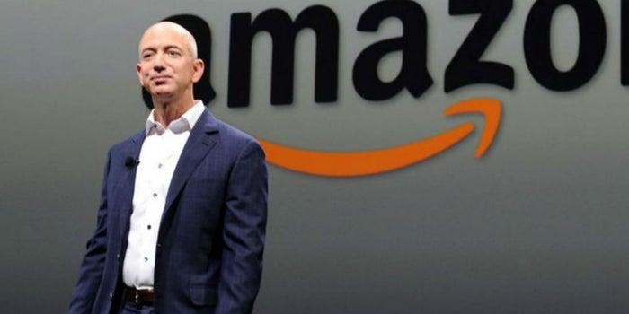Jeff Bezos gana 2,800 mdd en un solo día gracias a Amazon Go
