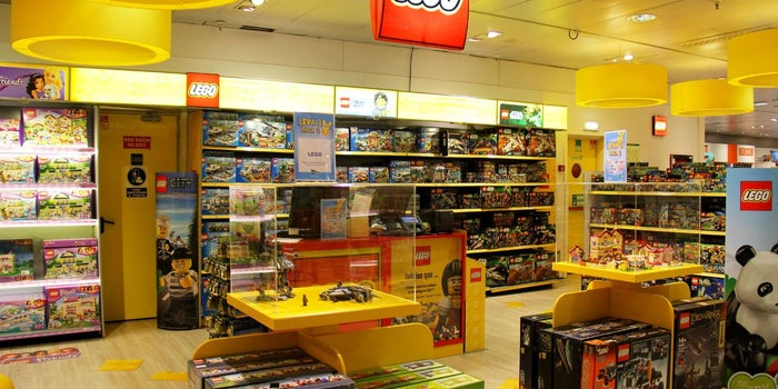 Lego abrirá una tienda en México