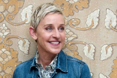 12 frases optimistas de Ellen DeGeneres para ponerte de buen humor
