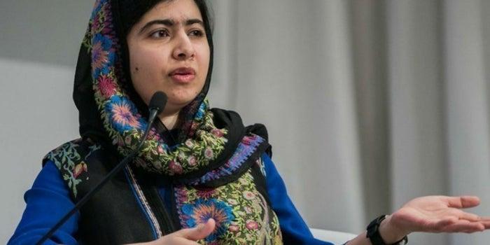 No vamos a pedirles a los hombres que cambien el mundo, vamos a hacerlo nosotras mismas: Malala