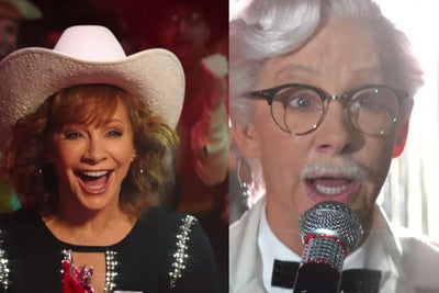KFC Just Revealed Reba McEntire Will Be Its First Female Colonel Sande...