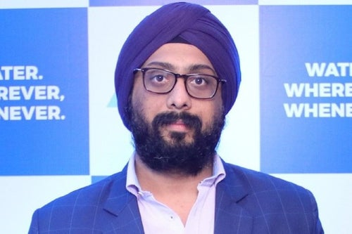This Second Generation Entrepreneur is Striving to Solve India's Impending Water Crisis