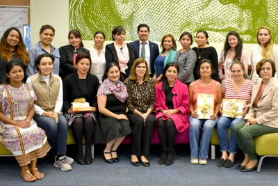 DreamBuilder México busca a la última generación de mujeres emprendedo...