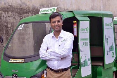 This Entrepreneur is Improving Last-mile Connectivity With a Smart Ide...