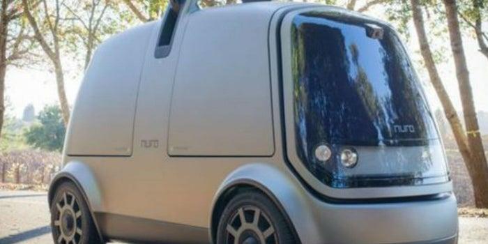 Exingenieros de Google desarrollan un auto sin conductor