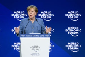 6 Wise Success Tips From Top Leaders at the Davos Forum