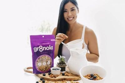 Meet the Entrepreneur Behind the Healthy, Clean Snack Loved by Googler...