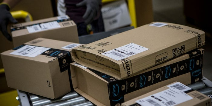 Amazon Patents Wristband to Precisely Track Its Warehouse Workers
