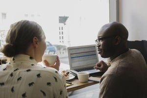 You Don't Have To Go It Alone: How to Find a Mentor as a Freelancer