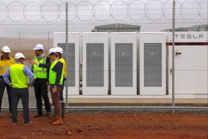Tesla Will Create a 'Virtual Power Plant' With 50,000 Australian Homes